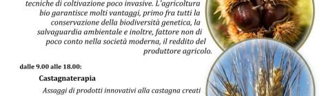 Castagnaterapia e Agrobiodiversità